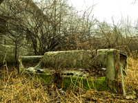 Weathered Seating